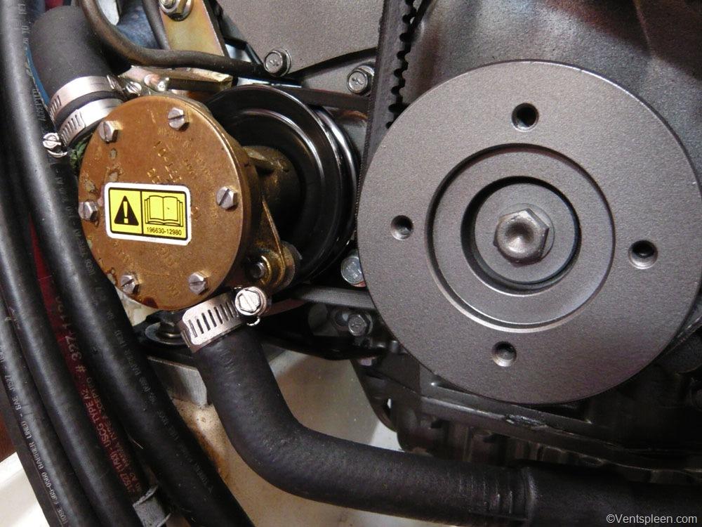 P on Yanmar Pump Diesel Problems