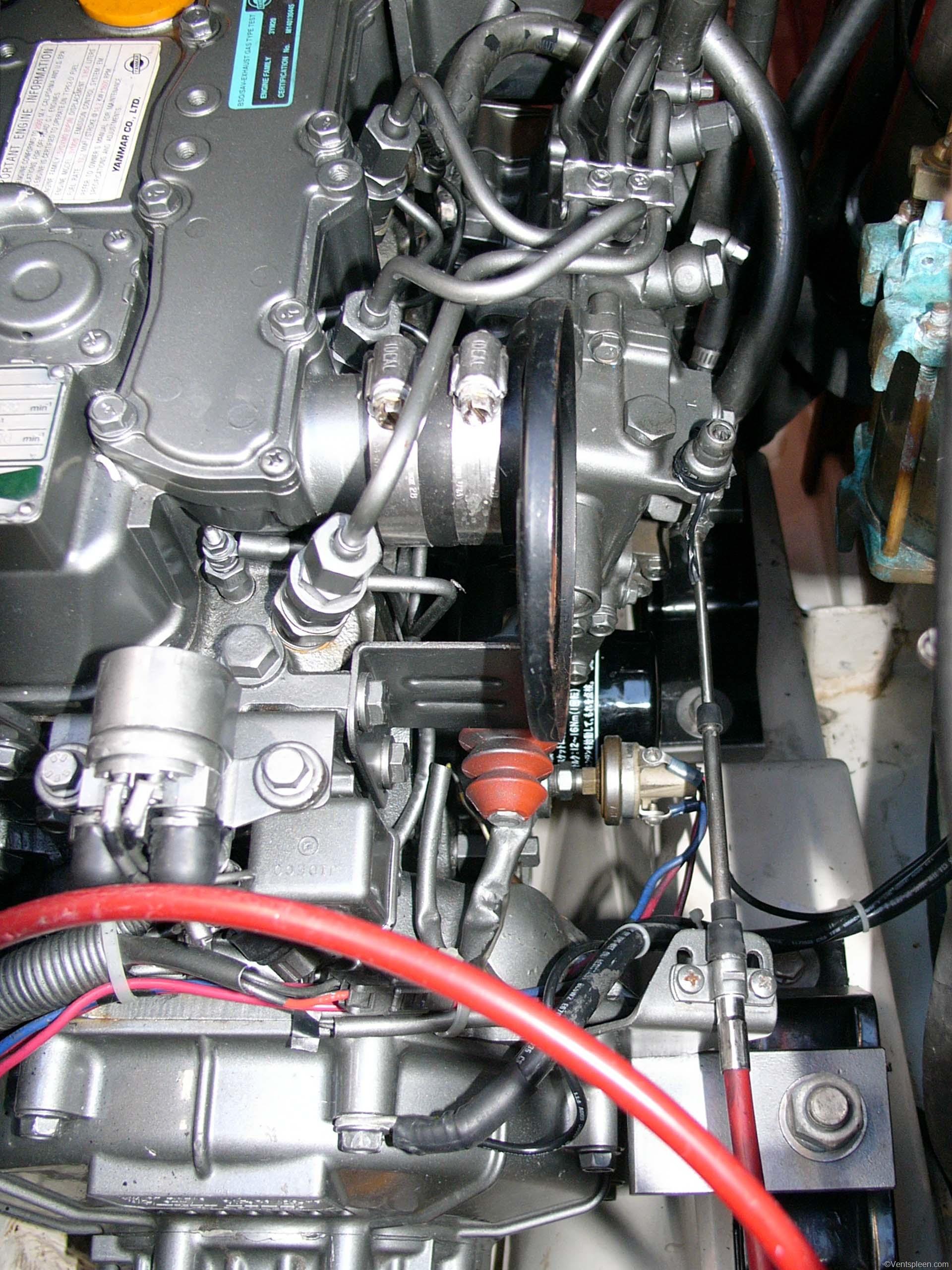Yanmar 2 Gm Alternator Wiring - Electrical Drawing Wiring Diagram •